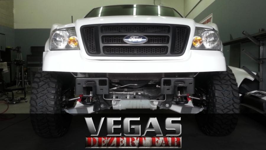 05 F150 Bumper >> 04-08 F150 4wd Long Travel Kit - Vegas Dezert Fab
