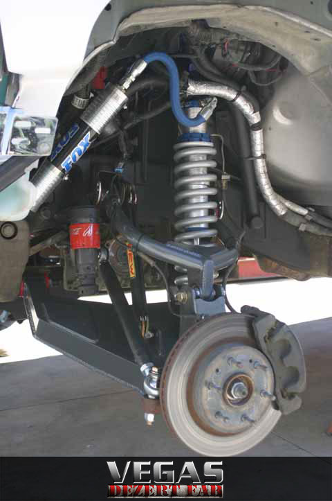 VDF 99-06 Chevy 4wd Silverado 1500 Long Travel Suspension