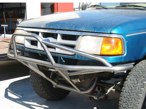 Ford prerunner bumpers vegas dezert fab 1993 1997 ford ranger front prerunner bumper publicscrutiny Image collections