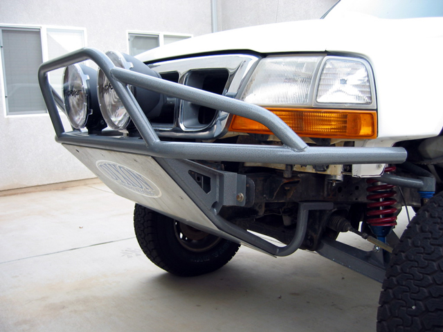 1998 2012 ford ranger front prerunner bumper with hoop vegas ranger prerunner bumper with hoop aloadofball Gallery