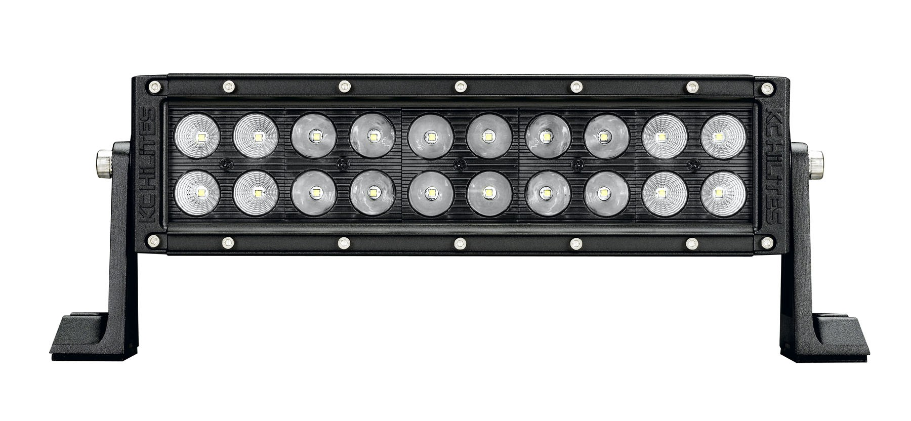 "KC Hilites C SERIES 10"" LEd Light Bar"